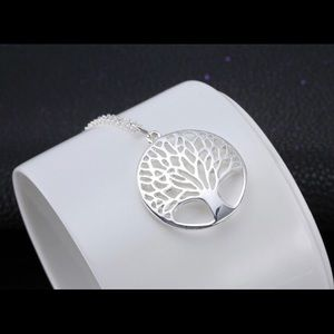 3/$25 925 Silver Tree of Life Pendant w/ Chain